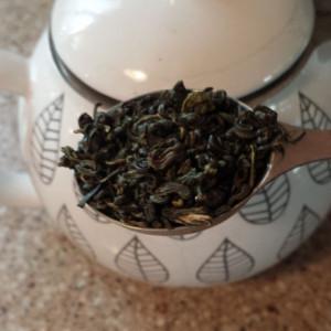 YS_certified_organic_high_mountain_bi_luo_chun_yunnan_green_tea_spring_2015_leaf