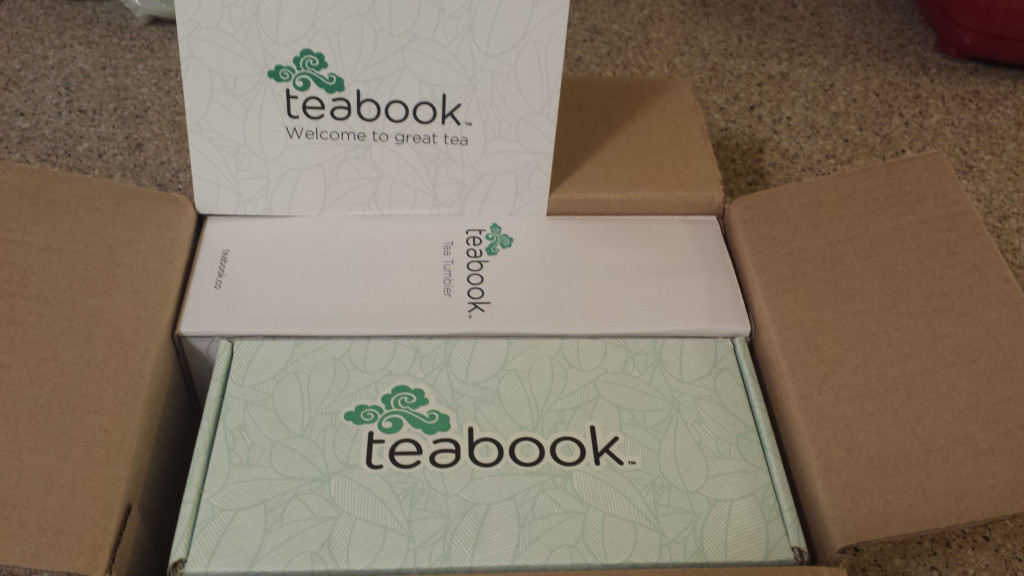 Teabook_unboxing