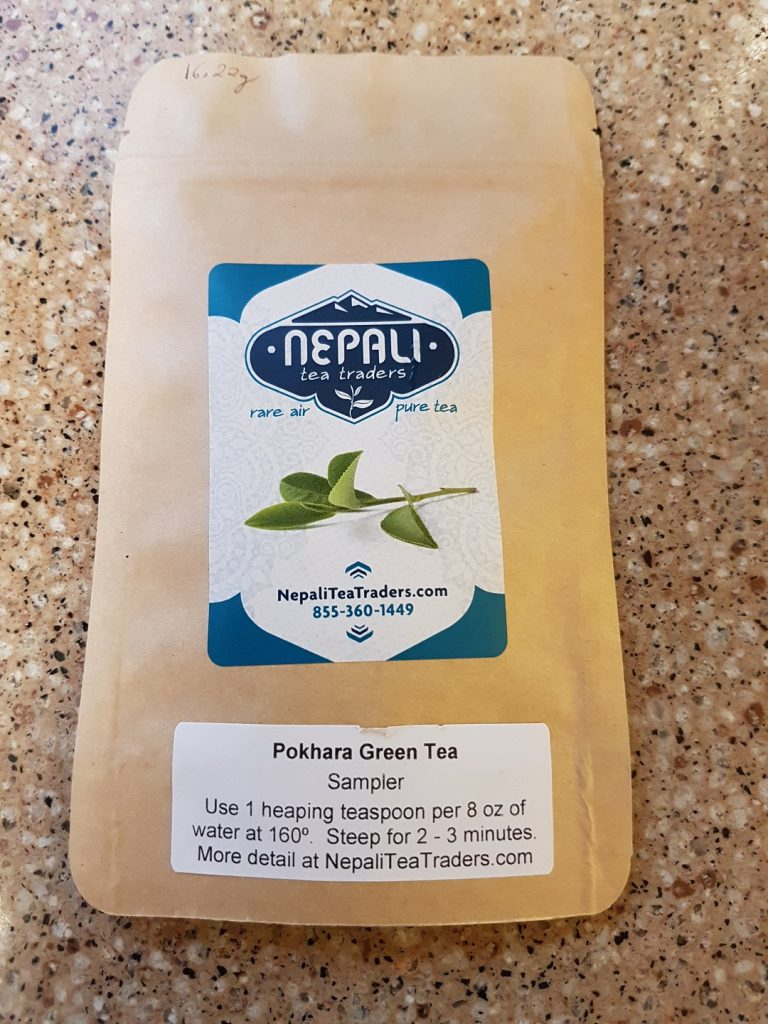 pokhara_green_tea_package