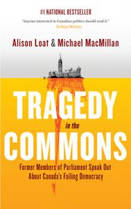 "The cover to the book ""Tragedy in the Commons"""