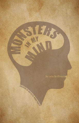 "The book cover for Ada Hoffmann's debut anthology ""Monsters in My Mind"""