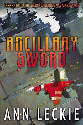 Ancillary Sword cover